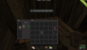 Craft LeatherPants in Rust