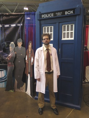 Doctor crossover.