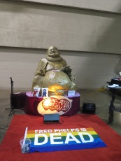 The Rob Ford idol.