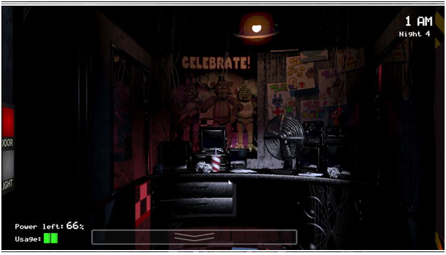 Five nights at Freddys screenshot 3