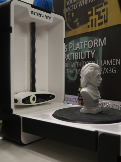 3D scanner by Matter and Form.