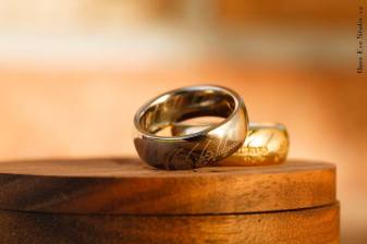 Oh, did I not mention the One Ring wedding bands? My bad.
